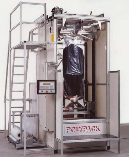 BAGGING MACHINE TRANSPORT SYSTEMS
