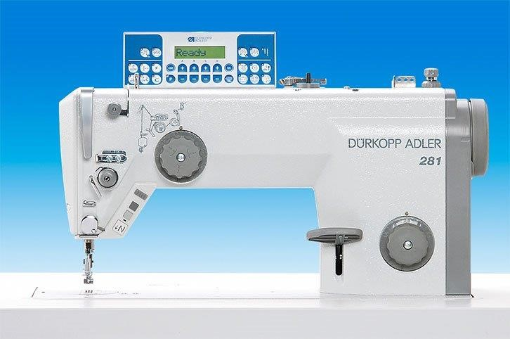 Durkopp Adler 281-140342 plain machine