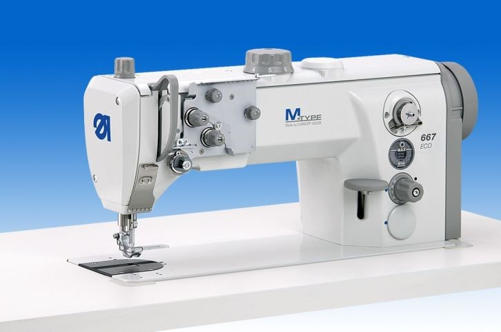 Single Needle Sewing Machines Available To The Industry