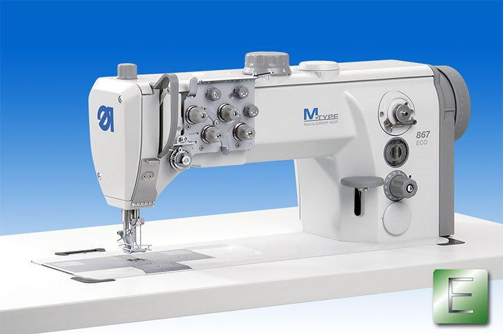 Double Needle Sewing Machines For Heavy Duty Use Inspiration Definition Sewing Machine