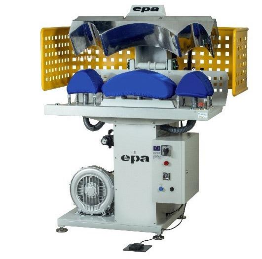 EPA 710 Collar & Cuff Press