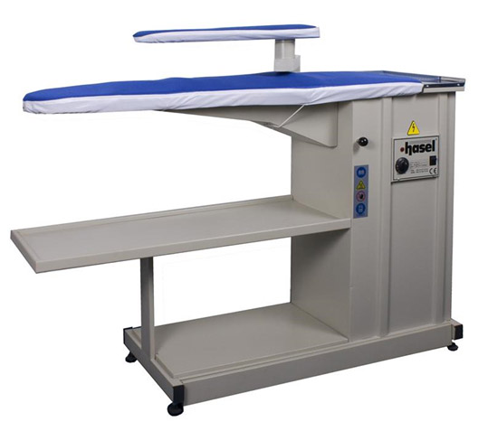 Hasel HSL-DP-03K Narrow Ironing Table with Swivel Arm