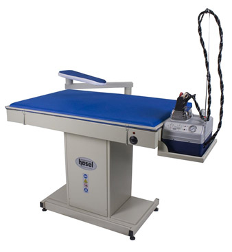 Hasel HSL-MP-25K Mini Wide Ironing Table With Swivel Arm