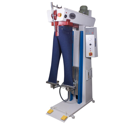 Hasel HSL-MPS-55 Trouser Topper Robot