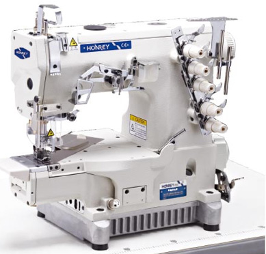 Honrey HR2601 coverseam machine