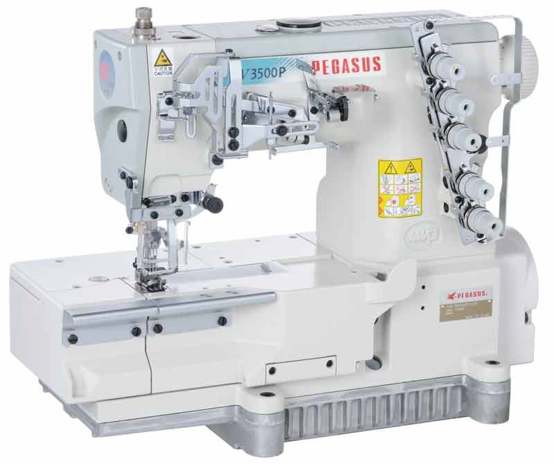 Pegasus W3500 Coverseam machine