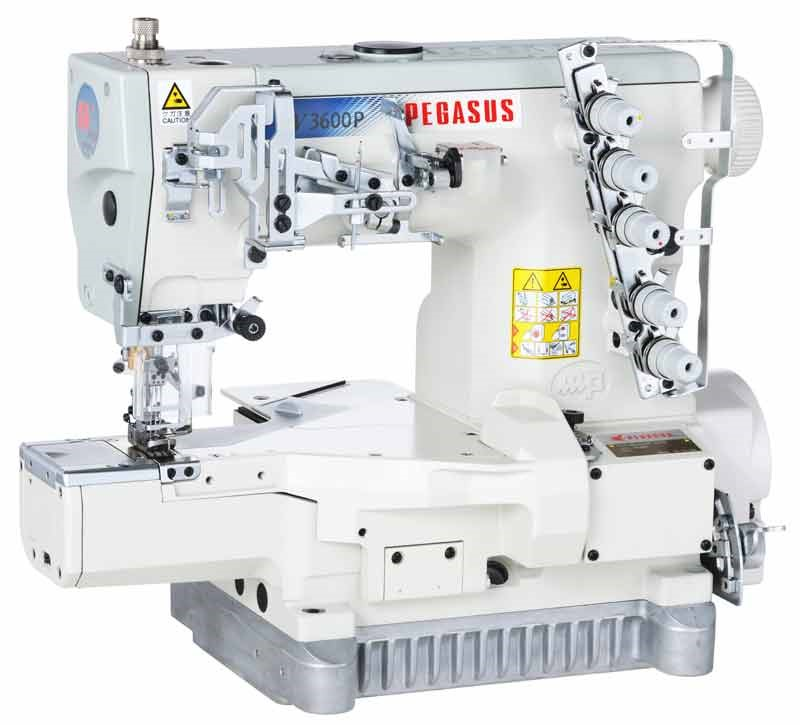 Pegasus W3600P cylinder bed machine