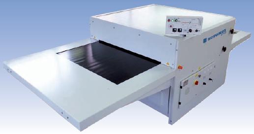 ROTONDI G series fusing machine