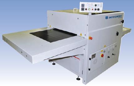 ROTONDI MG series fusing machine