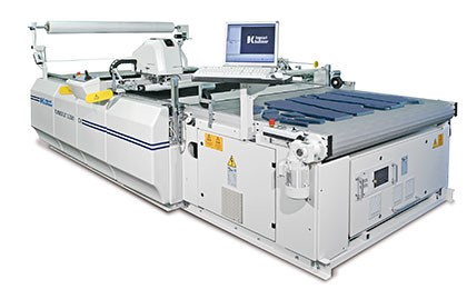 TURBOCUT cutting machine