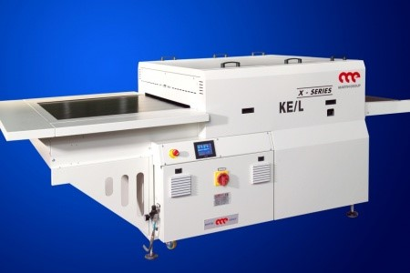 X 600-1000-1400-1600 K-EL fusing machine